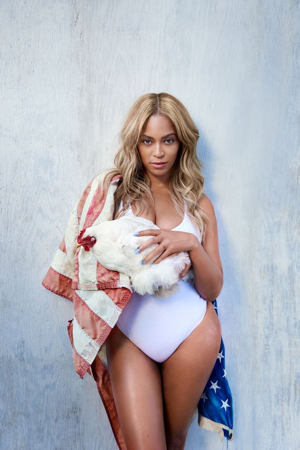 These 18 Pictures Prove The Genius Of Beyonces Nude